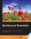 Backbone Js Essentials