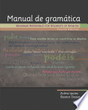 Manual de gram  tica  Grammar Reference for Students of Spanish