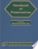 Handbook of Preservatives PDF