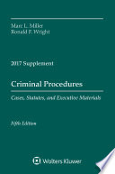Criminal Procedures