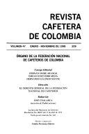 Revista cafetera de Colombia