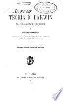 La teoria di Darwin