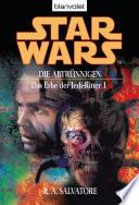 Star Wars  Das Erbe der Jedi Ritter 1  Die Abtr  nnigen
