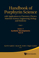 Handbook Of Porphyrin Science With Applications To Chemistry Physics Materials Science Engineering Biology And Medicine Volume 3