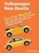 Volkswagen New Beetle Service Manual 1998 1999 2000 2001 2002 2003 2004 2005 2006 2007 2008 2009 2010