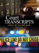 Court Transcripts