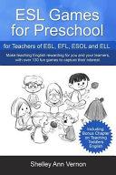 Esl Games for Preschool
