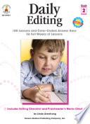 Daily Editing  Grade 2
