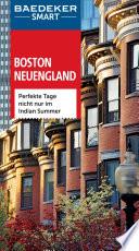 Baedeker SMART Reiseführer Boston & Neuengland