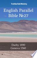English Parallel Bible No27
