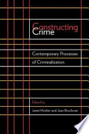 Constructing Crime