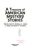 A Treasury of American Mystery Stories