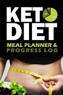 Keto Diet Meal Planner And Progress Log