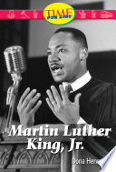 Martin Luther King  Jr   Spanish Version   Early Fluent Plus  Nonfiction Readers