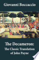 The Decameron  The Classic Translation of John Payne