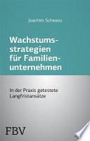 Wachstumsstrategien für Familienunternehmen
