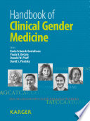 Handbook Of Clinical Gender Medicine