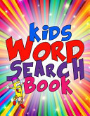 Kids Word Search Book To Help Your Child With Their Spelling Letter