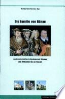 Die Familie von Bünau