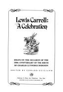 Lewis Carroll  a celebration
