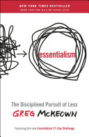 cover img of Essentialism