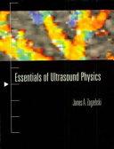 Book Essentials of Ultrasound Physics