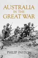 Australia in the Great War