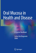 Oral Mucosa in Health and Disease