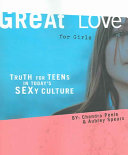 Great Love  for Girls  For Teens Discuss Ways That The World Has