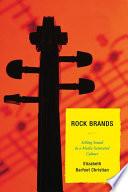 Rock Brands book