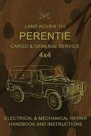 Land Rover 110 Perentie Cargo General Service 4x4