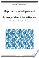 Repenser le développement et la coopération internationale