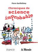 illustration Chroniques de science improbable