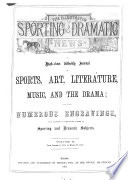 The Illustrated sporting   dramatic news