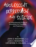 ADOLESCENT DEPRESSION AND SUICIDE