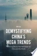 Demystifying China s Mega Trends