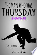 The Man Who Was Thursday A Nightmare
