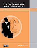 Law Firm Remuneration Reward And Motivation