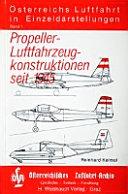 Propeller-Luftfahrzeugkonstruktionen seit 1945
