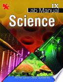 Science Lab Manual   Class 9