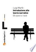 Introduzione alle teorie narrative