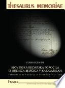 Slovenska rudarska poročila iz rudišča Belščica v Karavankah s preloma 18. in 19. stoletja za Sigismonda (Žiga) Zoisa.