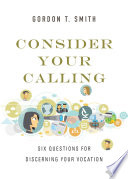 Consider Your Calling