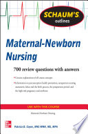 Schaum s Outline of Maternal Newborn Nursing