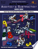 Math Phonics Addition Subtraction Ebook