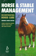 Horse and Stable Management (incorporating Horse Care)