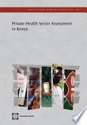 Private Health Sector Assessment In Kenya