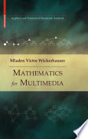 Mathematics For Multimedia book