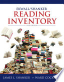 Ekwall Shanker Reading Inventory