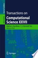 Transactions On Computational Science Xxvii